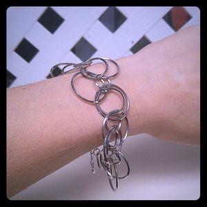 Lia Sophia Circle Bracelet